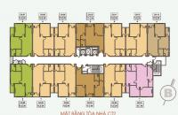 Bán chung cư CT2 536A Minh Khai, bán với giá gốc, chỉ từ 1,6 tỷ đồng, LH: 01668.726.888