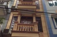 Chỉ 3 tỷ có ngay nhà 4 tầng, đẹp, hiếm, phố Vip Ông Ích Khiêm, quận Ba Đình