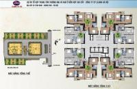 Chính chủ bán căn góc 1203, DT 92m2 chung cư 52 Lĩnh Nam cần bán gấp giá 17tr/m2. LH: 0976584893