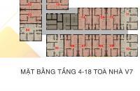 Chỉ từ 250 triệu sở hữu ngay căn hộ tại The Vesta - Phú Lãm