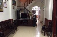 Bán nhà riêng phố mới mở Trần Quốc Vượng ngõ 165 Xuân Thủy cũ nhà SĐCC xây kiên cố thiết kế hợp lý