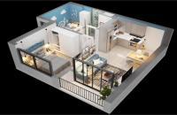 Bán căn hộ office 04b tòa g3 vinhomes green bay mê trì, view đẹp
