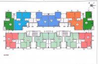 Bán căn 63,64m2 tòa CT2A chung cư tái định cư Hoàng Cầu giá chỉ 26tr/m2