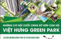 Tri ân khách hàng nhận quà sang, nhanh tay sở hữu căn hộ Green Park để hưởng ưu đãi lớn