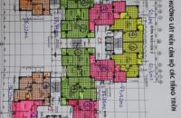 Bán chung cư Z133, phường Ngọc Thụy, quận Long Biên căn tầng 1001 DNII DT: 84.6m2 giá: 14tr/m2