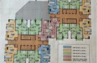 Bán căn hộ chung cư Lạc Hồng Westlake, hướng Đông Nam, căn tầng 2002, DT: 76.2m2