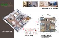 Bán căn hộ 2 ngủ chung cư Ct36 Định Công