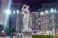 Cho thuê Căn hộ chung cư Royal City 109 m2 giá rẻ hướng đẹp