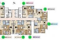 Cần bán CHCC Xuân Phương Trung Ương Đảng, tầng 1206, DT: 86.4m2, 20 tr/m2,0981129026