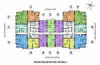 Chính chủ(thật) bán căn hộ tầng 1210, DT: 104m2, chung cư CT36 Định Công, bán 23 tr/m2:0936071228