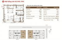 Bán căn hộ ban công ĐB - ĐN chung cư Time Tower, căn 04 tòa tháp 2, dt 127.8m2, 3pn, giá: 30.2tr/m2