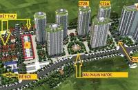 Mở bán căn hộ chung cư Mipec kiến hưng 2PN, Full nội thất giá chỉ từ 14tr/m2.