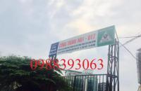 Bán chung cư Tái Định cư Duy Tân, Cầu Giấy DT 60m2 đến 95m2