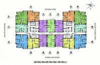 Chuyển công tác bán gấp căn 1501 CC CT36 Dream Home, DT 69m2, giá 23tr/m2. Gặp chủ nhà:0981129026