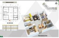 Bán căn góc 3PN 85m2 chung cư Xuân Mai Complex tháng 12 bàn giao nhà