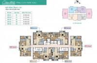 Gia đình tôi  cần tiền bán gấp CC Xuân Phương Residence, căn 1006, DT 97.6m2, giá 19.5tr/m2.0936071228