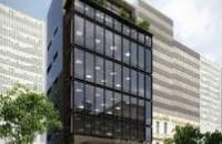 Cho thuê nhà lô góc 2 mặt tiền phố Lê Duẩn quận Ba Đinh 60m, 2 tầng, mặt tiền 10m, 40 triệu