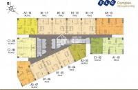 Tôi có căn hộ ở FLC- 36 Phạm Hùng cần bán, tầng 1202, DT 56,5m2, giá 29tr/m2 LH 0942952089