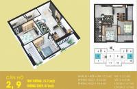 Chung cư Tabudec Plaza nhận nhà ở ngay, giá 16tr/m2. Tặng gói nội thất 100tr. LH 0989.849.009