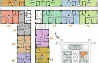 Bán căn góc, ban công Đông Nam, sổ đỏ chính chủ, dt 107m2, giá 13 triệu/m2, bao sang tên