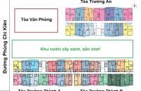 Chủ nhà bán gấp 2CH 1008 (97.8m2)- CT2A và 801(75.4) CC Tràng An Complex. Giá 33tr/m2 0944 042 180