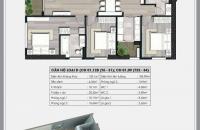 Bán căn 30.01 chung cư Ecolife Capitol, diện tích 103.1 m2, giá 2.7 tỷ, căn 3 phòng ngủ