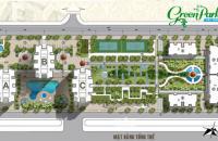 Nhận đặt chỗ căn đẹp  tòa T1 Việt hưng Green park
