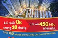 90% gia đình trẻ đã mua căn hộ tại dự án chỉ cách Hồ Gươm 15 phút di chuyển