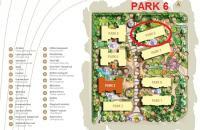 Chính chủ bán cắt lỗ căn số 05 tòa Park 6, 4 phòng ngủ, diện tích 144m2, hướng đông nam, dự án Vinhomes Times City Park Hill