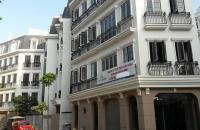 Bán nhà phố Shophouse 2 mặt tiền Mỹ Đình – Nguyễn Hoàng có thang máy, KD tốt