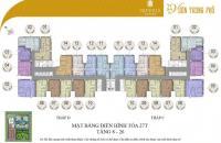 (0989540020) Bán gấp căn hộ chung cư Imperia Garden, căn tầng 813 DT: 92.8m2 giá bán: 3 tỷ 600tr/căn