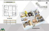 Bán căn hộ 900tr, Full Nội Thất, LS 0%, LH: 0978601730