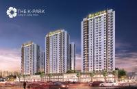Chung cư The K-Park Văn Phú hỗ trợ 70% GTCH, lãi suất 0%