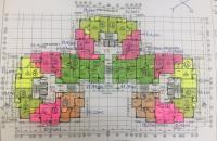 Gấp.Cc cần bán chung cư K33 - Z133, P. Ngọc Thụy, Long Biên, căn 1006  DT: 89.7m2, 15tr/m2