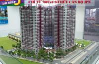 Chung cư 360 Giải Phóng, sắp bàn giao, trả góp 0%, chỉ từ 700tr, sở hữu căn hộ 3PN, full nội thất