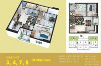 Tabudec Plaza bàn giao nhà T8/2017 full nội thất cao cấp. Gía 14tr/m2. LH 0989.849.009