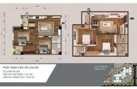 Bán căn hộ chung cư tại phường Xuân Đỉnh, Bắc Từ Liêm, Hà Nội 67.88m2, 31 triệu/m2