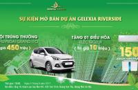 Mở bán Chung Cư Gelexia Riverside, Bên hồ điều hồ 20ha, chỉ 1,3 tỷ/căn !