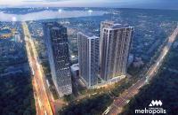 Vinhomes Metropolis bán căn ngoại giao M2 view Hồ Tây, CK lên tới 20%