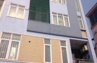 Bán nhà phố Thanh Nhàn, quận Hai Bà Trưng, 36 m2, 4 tầng, 2.75 tỷ.