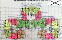 Chính chủ cần bán chung cư Z133, căn 1004, Toà C2 . DT: 89.94m2, 15.5tr/m2, 0934568193