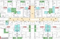 Chính chủ bán căn hộ 2503 tòa N01T2 Đoàn Ngoại Giao Xuân Tảo, dt: 130m2, ban Công Nam, 24.5tr/m2
