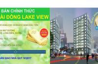 Sài Đồng Lake View, căn hộ dành cho những gia đình trẻ