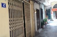 Bán nhà phố tHịnh Quang, Đống Đa, DT thực 19m2 x 4 tầng. Giá 1.95 tỷ