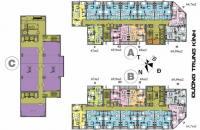 Cần tiền bán căn hộ chung cư 219 Trung Kính, tầng 1507B DT 64.7m2, giá bán 34 tr/m2:0981129026