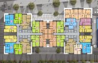 Bán gấp căn hộ 1504 tòa G2 chung cư Five Star Kim Giang, 76m2, 2PN, 22 tr/m2. LH 0934 542 259