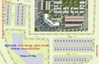 Mở bán căn thương mại CC Rice City Long Biên DT 41 - 69m2, giá từ 16.5 tr/m2. LH 0902130300