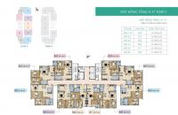 Cần bán gấp căn hộ chung cư Trung Ương Đảng, tầng 1502, DT 60m2, giá bán 21,5tr/m2