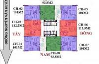 Cần bán căn 906 tòa NO2-T3 Ngoại Giao Đoàn, Bắc Từ Liêm. DT 112.4m2, view Hồ Tây, giá 26.5 tr/m2