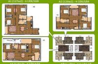 Bán căn hộ chung cư HUD3 Tower, căn hộ số 2001, số 121 - 123 Tô Hiệu